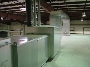Kool-Air Manufacturing building duct system