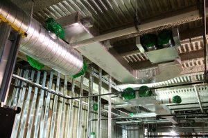 Kool-Air Manufacturing KoolDuct® system at OSU