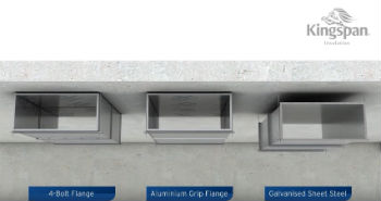 Kool Air using Kingspan KoolDuct® system