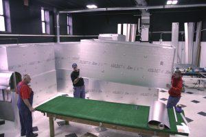 Kool-Air Manufacturing building big duct