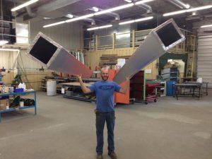 Kool Air Manufacturing at work
